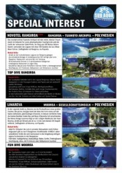 Der neue Polynesien-Katalog von Sub Aqua