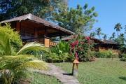 Bungalow auf Bunaken: Schön, oder?