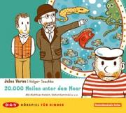Die Jules-Verne-Hörspiel-CD feiert im Ozeaneum Premiere