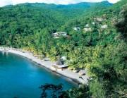 Das Anse Chastatnet auf St. Lucia, Foto: Sub Aqua