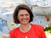 Bundeslandwirtschaftsministerin Ilse Aigner CSU, Foto: WWF, © Arnold Morascher