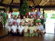 Weihnachten bei Lau auf Bali, Foto: Werner Lau