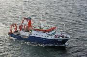 """Das Forschungsschiff """"ALKOR"""", Foto: IFM-GEOMAR"""