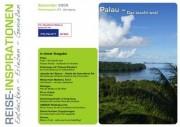 Die aktuelle Ausgabe von Reise-Inspiration mit dem Schwerpunktthema Palau