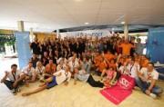 Dive Trophy: Gruppenbild von der Zwischenaussscheidung in Siegburg