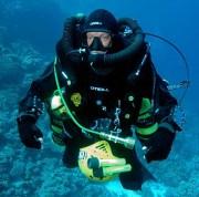 Neu bei Werner Lau in Sharm el Sheikh: Techtauchen, Foto: Werner Lau