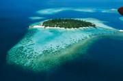 Die Malediveninsel Nika: im November besonders günstig