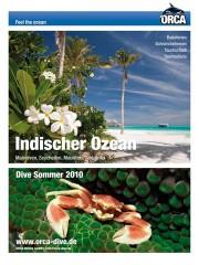 """Der neue Orca-Katalog """"Indischer Ozean"""""""