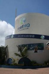 Das Reef HQ Aquarium in Townsville, Foto: Tourism Queensland