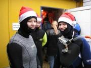 Tradition an der Ostsee: das Weihnachtstauchen in Rerik