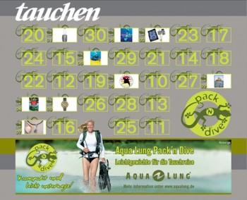 tauchen-Sommerkalender 2010