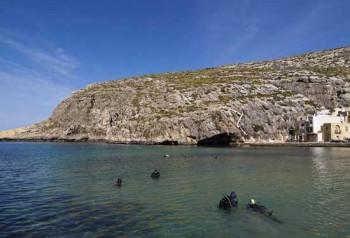 Tauchen auf Gozo