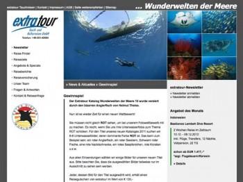 www.extratour-tauchreisen.de