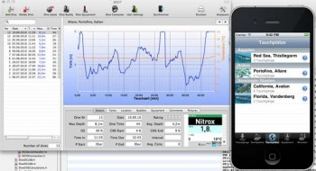 Divers Diary for Mac