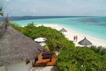 Vilu Reef Beach-Villa