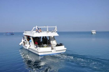 Vilu Reef Tauchboot
