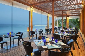 Restaurant, Foto: © Holiday Inn Resort Kandooma Maldives