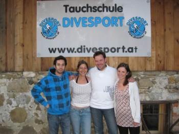 Divesport-Team