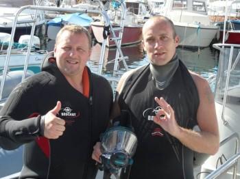 Bernd Bapst und Thomas Koinegg