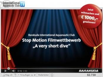 Barakuda Stop-Motion-Filmwettbewerb