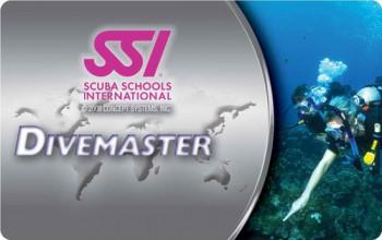 SSI-Divemaster-Brevet