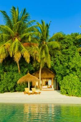 Deluxe Villa, Foto: © Baros Maldives