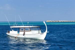 Tauchboot, Foto: © Baros Maldives