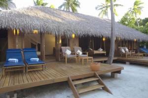 Beach-Villa, Foto: © Medhufushi Island Resort