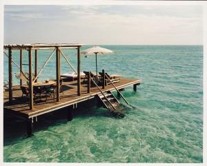 Sonnenterasse einer 2-Bett-Villa, Foto: © COMO Hotels and Resorts