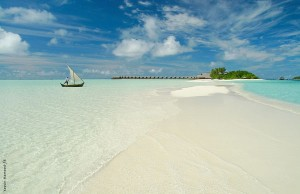 Cocoa Island Resort, Foto: © COMO Hotels and Resorts