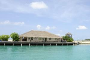 Tauchbasis, Foto: © Divepoint Maldives