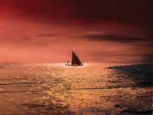 Segelboot, Foto: © Naladhu