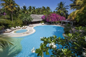Swimmingpool, Foto: © Kuramathi Island Resort