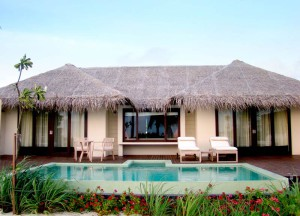 Deluxe Beach Villa, Foto: © Zithali Resorts & Spa