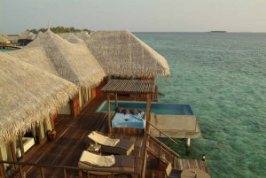 Coco Palm Bodu Hithi: Escape Water Residence, Foto: © Coco Palm Resorts