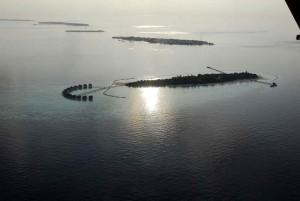 Inseln im Sonnenlicht, Foto: G. Nowak