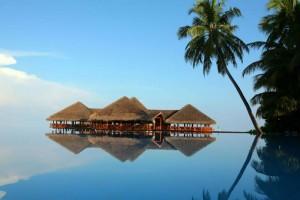 Pool, Foto: © Medhufushi Island Resort