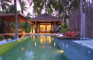 Privater Pool, Foto: © Anantara Kihavah Villas