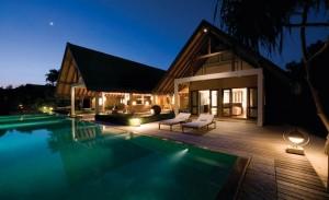 Beachvilla mit Pool, Foto: @ Four Seasons
