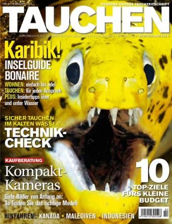 Zeitschrift Tauchen