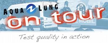 Aqua Lung on tour