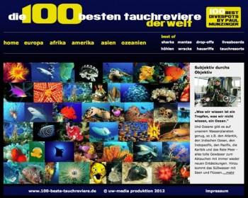 www.100-beste-tauchreviere.de