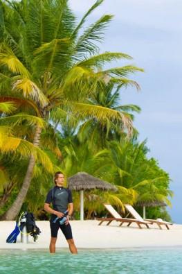 Tauchen, Foto: @ Kurumba Maldives