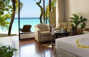 Strandvilla, Foto: © Eriyadu Island Resort