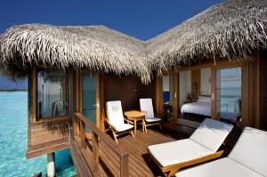 Wasservilla, Foto: © Sheraton Maldives