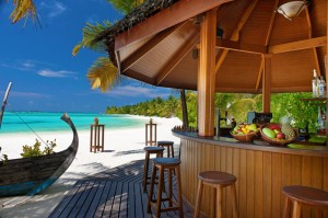 Beach Bar, Foto: © Sheraton Maldives