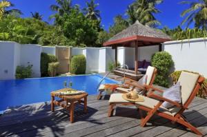 Pool Villa, Foto: @ Kurumba Maldives