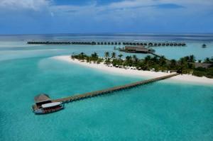 LUX* Maldives Resort & Spa: Watervillage, Foto: © LUX* Island Resorts