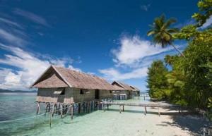 Bungalow des Kri Eco Resorts, Foto: © Kri Eco Resort
