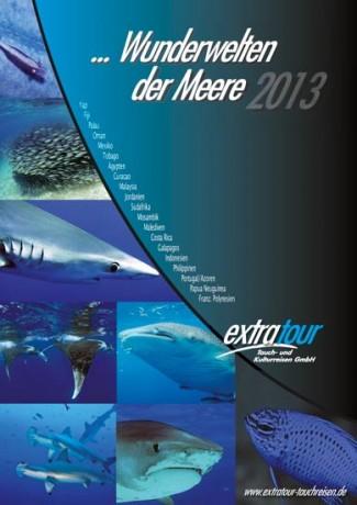 Extratour-Tauchreisekatalog 2013